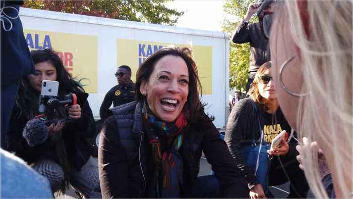 California Dems Wonder If Kamala Harris Is Done