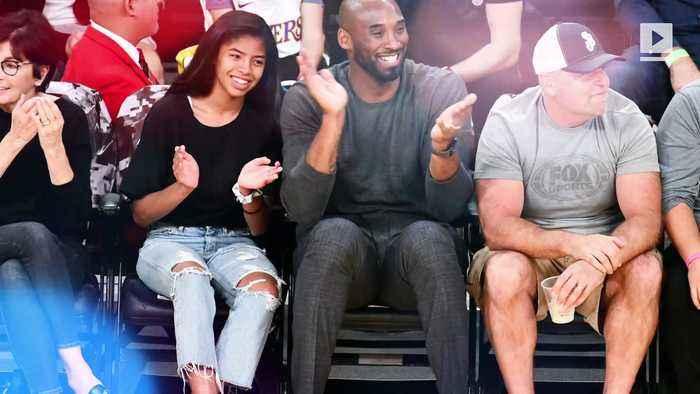 LeBron James and Lakers Honor Kobe Bryant in His Return