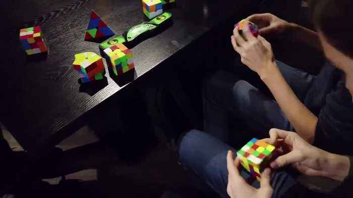 Rubik's Cube World Cup 2019 Final held in Moscow