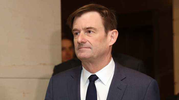 State Department's David Hale To Testify In Impeachment Probe