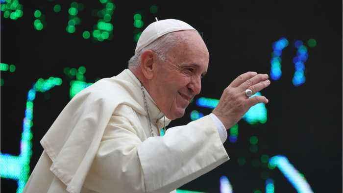 Pope Francis Denounces Homophobia
