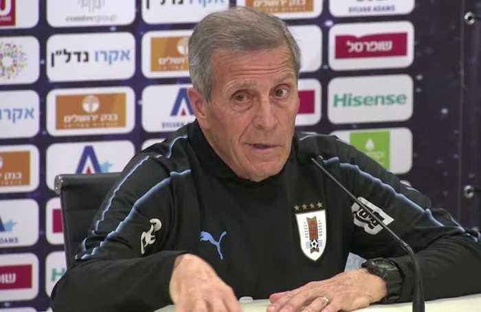 Argentina and Uruguay prepare for friendly in Tel Aviv