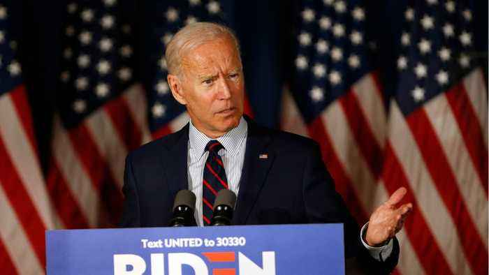 Joe Biden Still Unsure If Marijuana Is A Gateway Drug