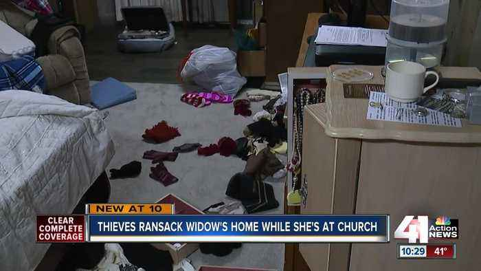 Cass County house burglarized while homeowner attends church