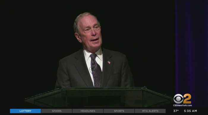 Bloomberg Apologizes For Stop-And-Frisk