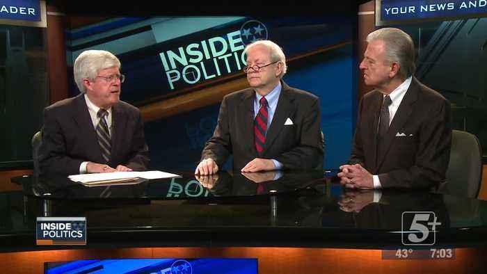 Inside Politics: Impeachment Investigation Latest & Democratic Primaries P.1