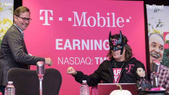 Here's What T-Mobile's John Legere Is Leaving Behind, What New CEO Has Ahead