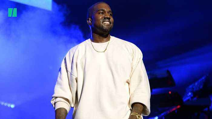 Kanye West Brings His God Complex To Church