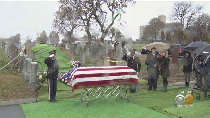 World War II Pilot's Remains Return Home 75 Years After Death
