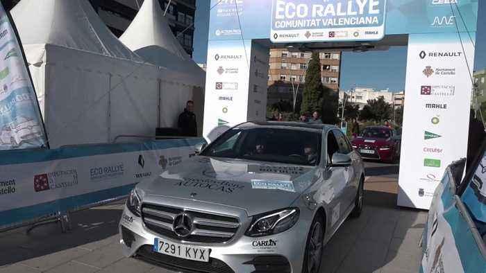 VI Eco Rallye de la C.V-Brutos segundo dia (2019)