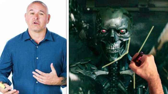 'Terminator: Dark Fate' Director Breaks Down a Car Chase