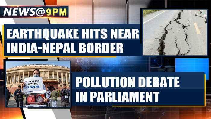Earthquake hits near India-Nepal border and more news   OneIndia News