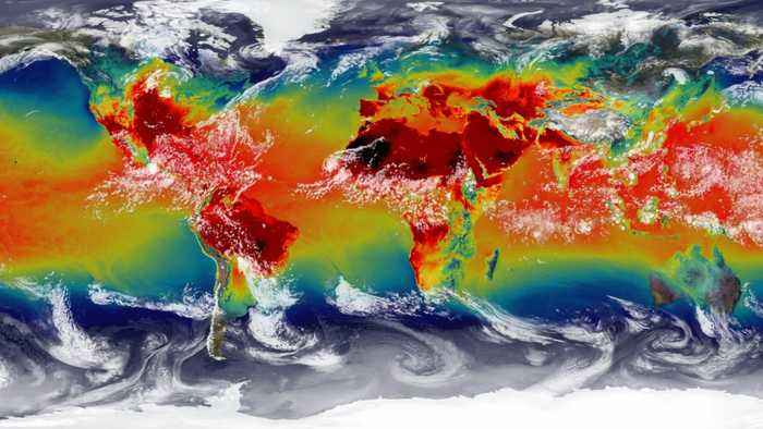 Earth faces second-warmest October on record