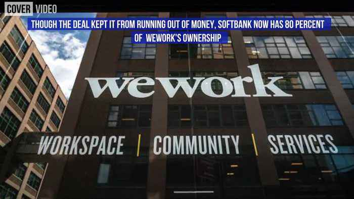 WeWork Laying Off Thousands for Financial Stability