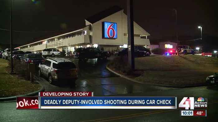 KCPD investigating Clay County deputy-involved shooting