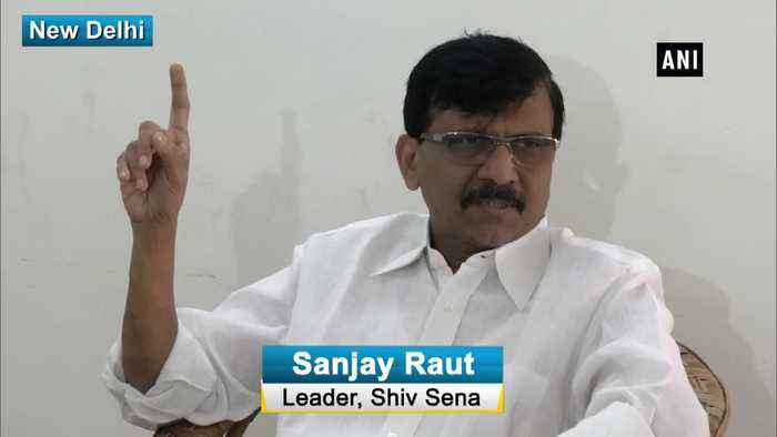 Soon best ideal govt will be form in Maha under helm of Shiv Sena Sanjay Raut