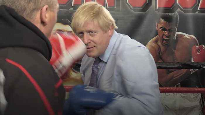 General Election: Party leaders take to the ring