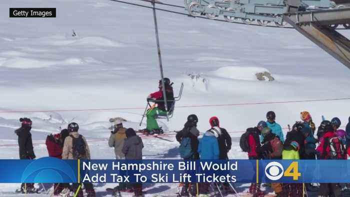 NH Bill Would Add Tax To Ski Lift Tickets