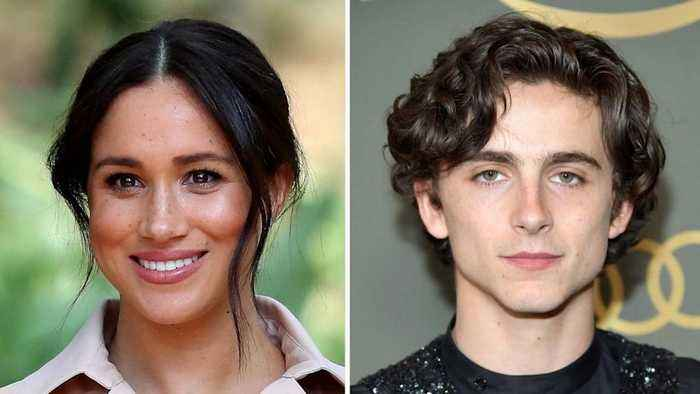 Meghan Markle, Timothee Chalamet Top Most Influential Stars in Fashion List | THR News