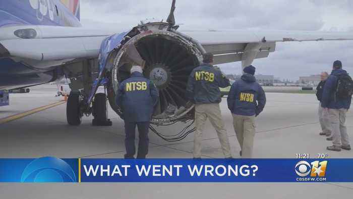 Engine Failure On Southwest Flight 1380 Topic At NTSB Board Hearing
