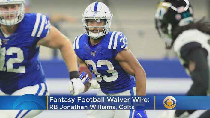 Fantasy Football Waiver Wire Week 12