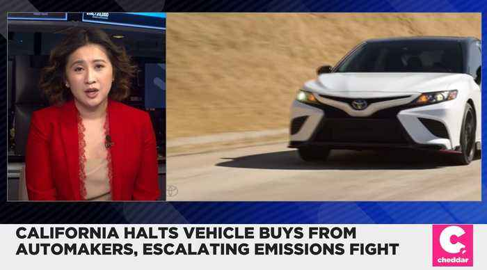 California Will Only Buy Cars From Automakers Who Recognize Emission Authority