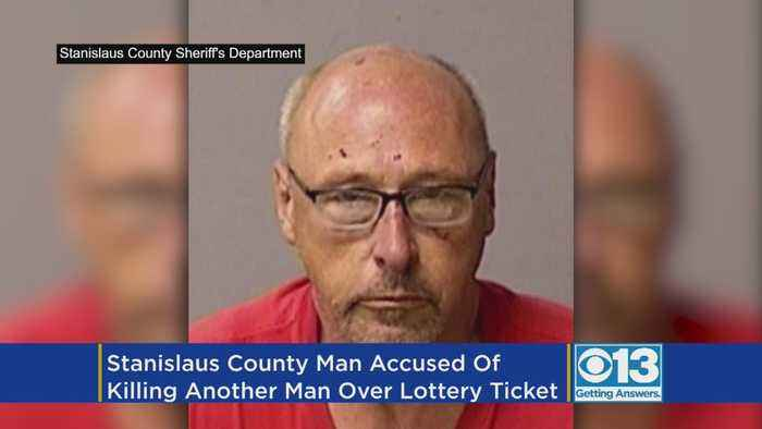 Stanislaus County Man Accused Of Killing Another Man After Dispute Over Lottery Ticket