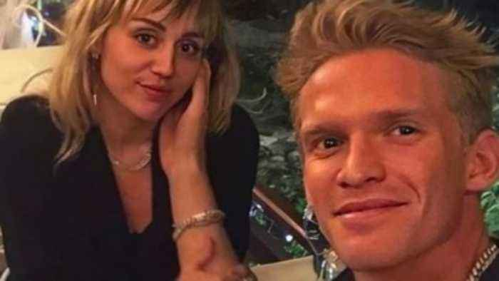 Miley Cyrus and Cody Simpson Are 'Very Happy' Together