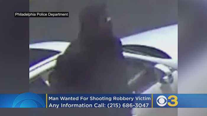Man Wanted For Pistol-Whipping, Shooting Victim In Center City Robbery: Police