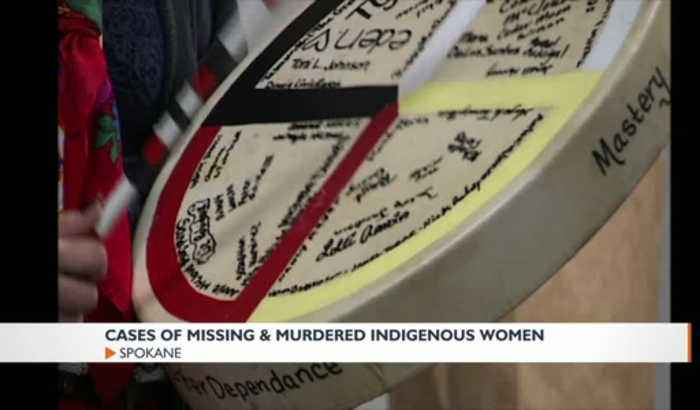 Cases of missing and murdered indigenous women