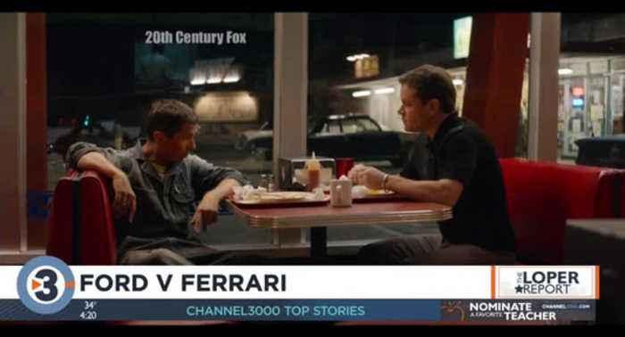 Loper Report: 'Ford v Ferrari,' 'The Good Liar'