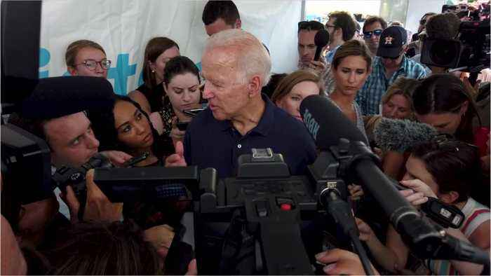 Joe Biden Still On Top