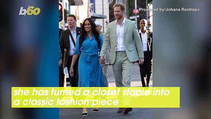 Searches for This Closet Staple Skyrocket Thanks to the Meghan Markle Effect