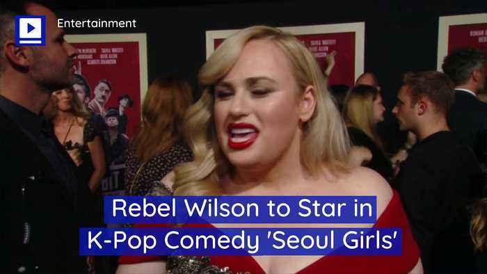 Rebel Wilson to Star in K-Pop Comedy 'Seoul Girls'