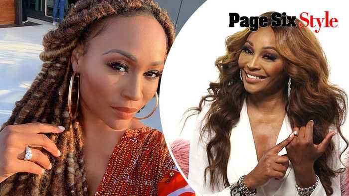 Cynthia Bailey says her wedding dress will be as untraditional as she is