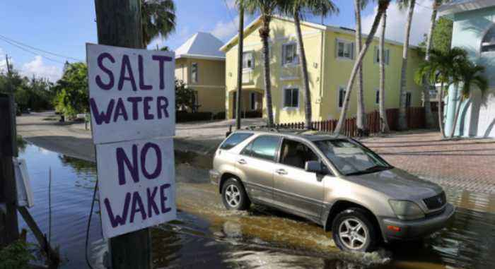 How rising sea levels could affect you