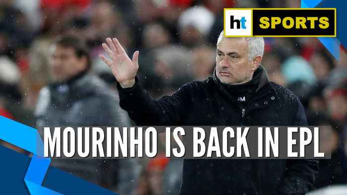 Jose Mourinho appointed as Spurs' new manager, replaces Mauricio Pochettino