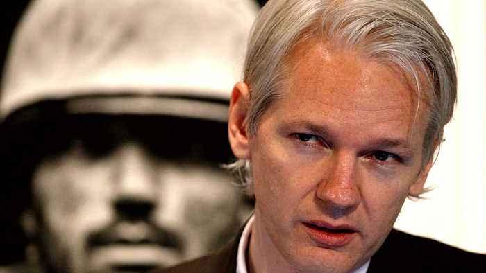 Julian Assange rape charge dropped in Sweden