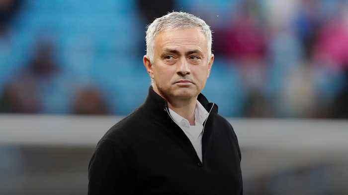 Jose Mourinho appointed Tottenham manager