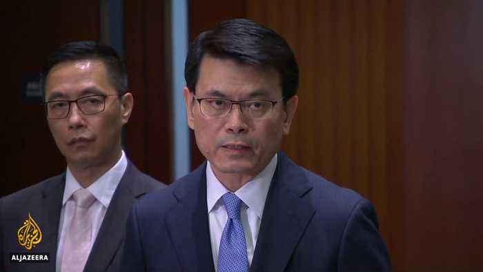 'Clear message': US Senate backs Hong Kong human rights bill