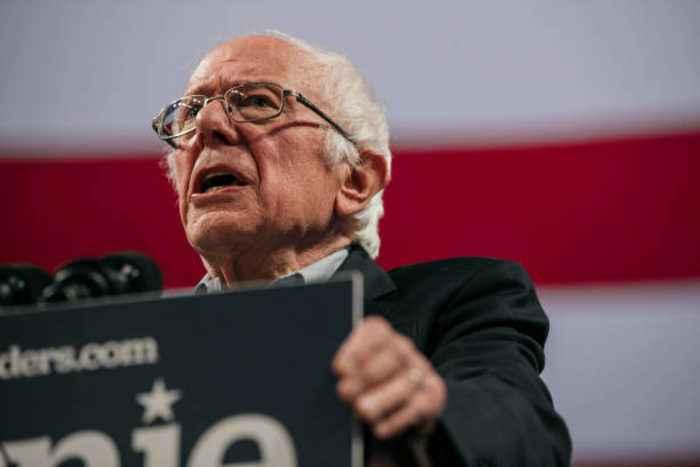 Bernie Sanders' 2020 Campaign Sets Donation Record