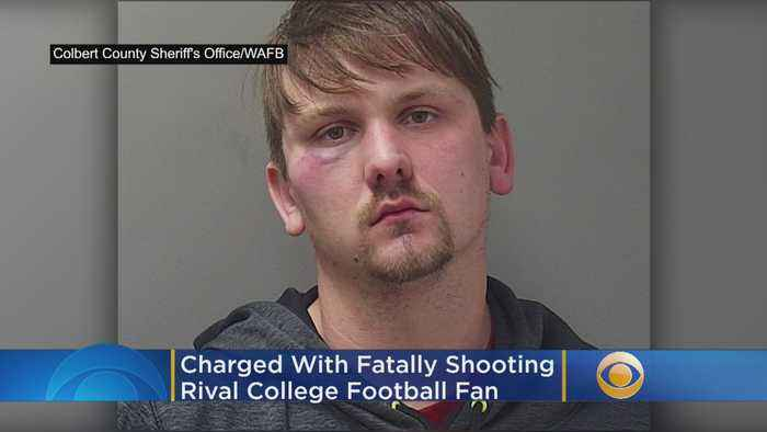 Man Charged With Fatally Shooting Rival College Football Fan