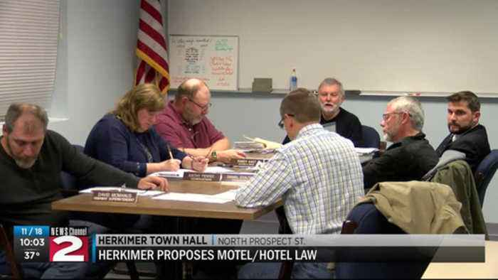 Herkimer proposes new hotel/motel law