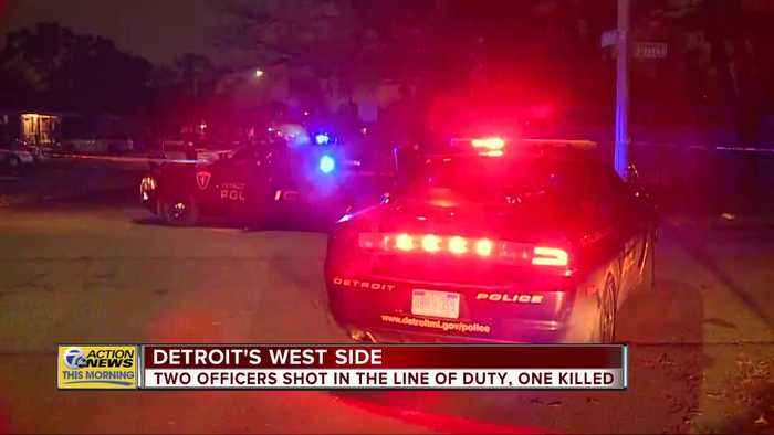 What we're learning about the shooting death of a Detroit police officer