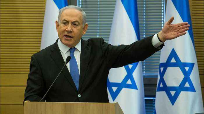 Benjamin Netanyahu faces charges of bribery, fraud and breach of trust