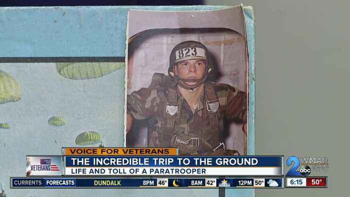 Death from above and the incredible trip to the ground