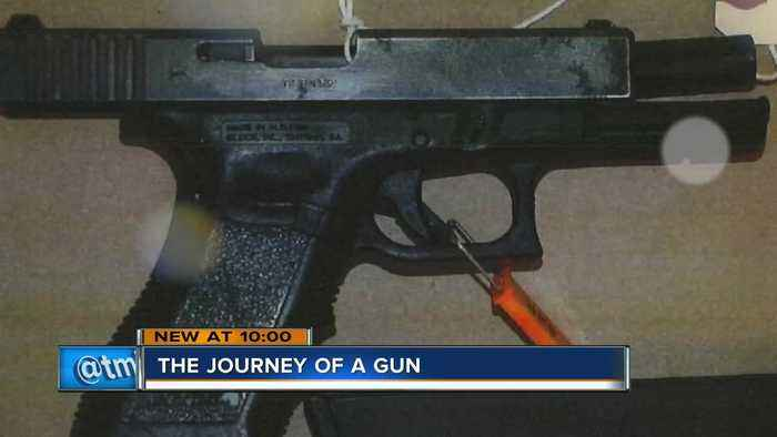 Following the journey from legal gun purchase to illegal use in Milwaukee