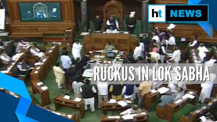Lok Sabha Speaker Om Birla asks MPs not to storm well of the house
