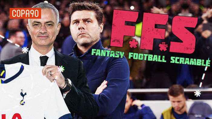 Fantasy Football Scramble-Can Mourinho Kickstart Spurs Season?!
