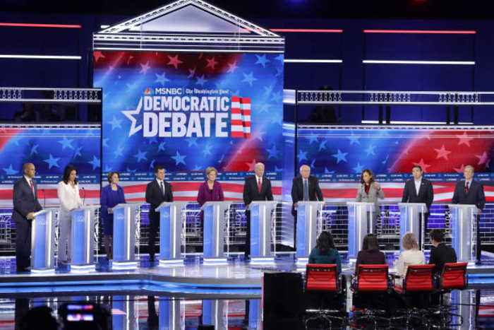 The Most Memorable Moments from the Fifth Democratic Debate